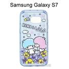 雙子星空壓氣墊軟殼 [花朵] Samsung G930FD Galaxy S7【三麗鷗正版授權】