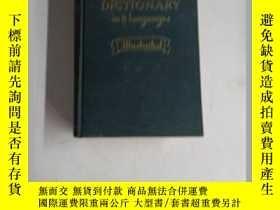 二手書博民逛書店technical罕見dictionary in 8 langu
