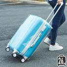 《SAFEBET》防水透明行李箱保護套/...