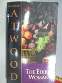 【書寶二手書T1/原文小說_MAJ】The Edible Woman_Margaret ATWOOD