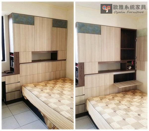 系統家具床頭櫃/歐雅系統家具/系統家具櫥櫃/系統家具廚具/系統家具收納櫃 原價72363特價50654