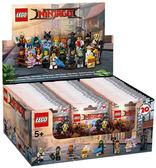 樂高LEGO Minifigures NINJAGO MOVIE 旋風忍者電影 整盒60隻未拆封 71019 TOYeGO 玩具e哥