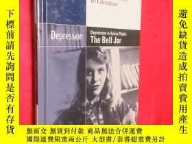 二手書博民逛書店Depression罕見in Sylvia Plath s Th