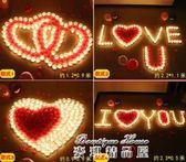 求婚布置創意用品電子蠟燭燈浪漫生日LED蠟燭燈求愛道具表白燈igo   麥琪精品屋