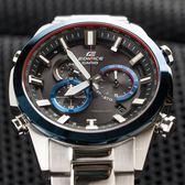 EDIFICE 雙錶盤太陽能電波錶 EQW-T640YDB-1A2 EQW-T640YDB-1A2DR 熱賣中!