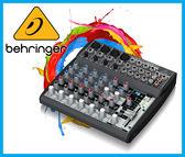 【小麥老師 樂器館】Behringer 耳朵牌 12軌 混音器 XENYX 1202FX
