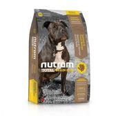 Nutram 紐頓 T25無穀潔牙犬 鮭魚配方 犬糧 2.72kg X 1包
