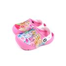Crocs x Disney Princess 迪士尼公主 涼鞋 前包後空 防水 桃紅色 小童 童鞋 206272-669 no020