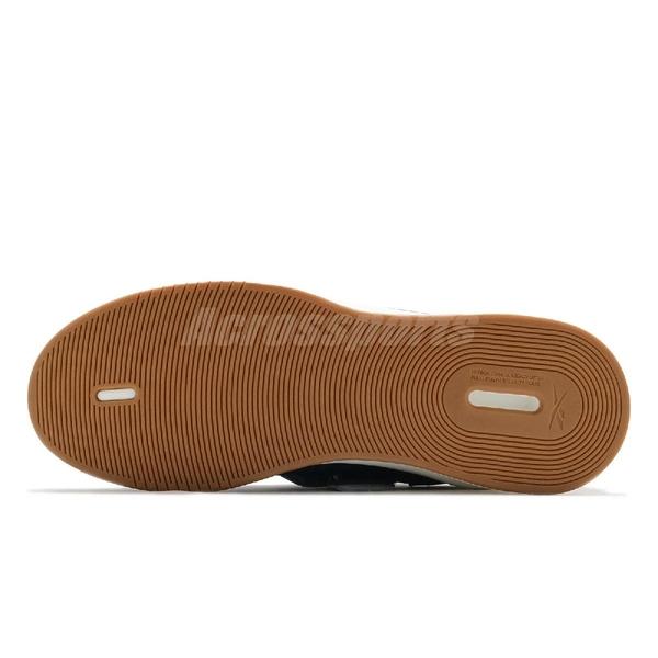 Reebok 訓練鞋 Legacy Lifter II 藍 白 男鞋 舉重鞋 運動鞋 CrossFIT 健身專用 【ACS】 FU9460
