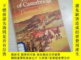 二手書博民逛書店The罕見Mayor of Casterbridge (英文)Y16149 Thomas Hardy word