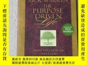 二手書博民逛書店The罕見Purpose Driven Life:DVD Stu