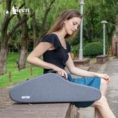 小提琴盒獨家專利輕便抗壓防震耐磨手提雙肩背琴盒 FF4270【Pink 中大尺碼】