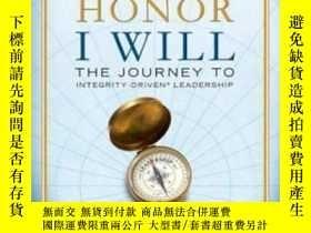 二手書博民逛書店On罕見My Honor I Will: The Journey To Integrity-driven? Lea