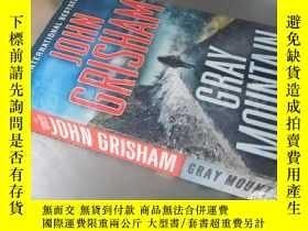 二手書博民逛書店Gray罕見Mountain A Novel【36開 英文原版】Y16472 John Grisham 著