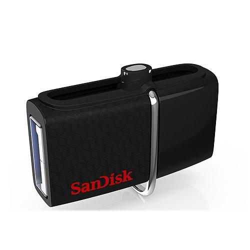 SanDisk Ultra 16G B USB3.0 OTG SDDD2-016G 雙用 隨身碟