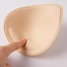 【93%天然乳膠】泰國乳膠模杯水滴插片胸墊運動文胸杯海棉杯替換 3C數位百貨
