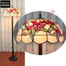 INPHIC-訂製歐式簡約復古暖色落地燈手工彩色玻璃燈飾臥室燈_S2626C