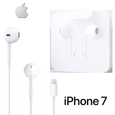 【YUI】Apple iPhone Xs Max /iphone X Xs/iPhone XR /IPhone 8 PLUS/ IPhone 7 Plus 原廠耳機 EarPods 線控耳機 Lightning