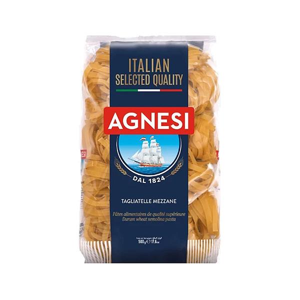 開元食品Agnesi 雅帆 鳥巢寬麵500g