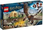 【LEGO樂高】Harry Potter 哈利波特 匈牙利角尾龍三巫挑戰 #75946