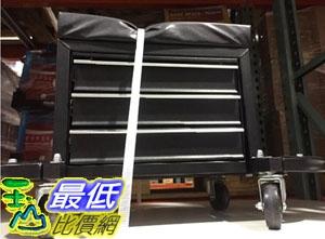[COSCO代購] C1139619 TOOL CHEST CREEPER SEAT 四輪維修工作椅