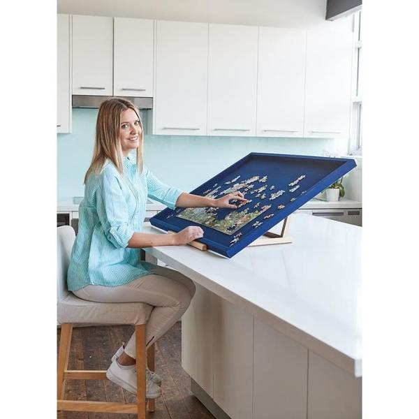 拼圖收納收納桌盒