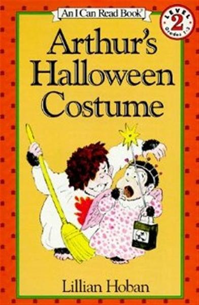(二手書)An I Can Read Book Level 2: Arthur's Halloween Costume