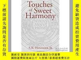 二手書博民逛書店Touches罕見of Sweet Harmony: Pytha