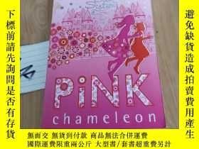 二手書博民逛書店The罕見Pink Chameleon.Y15335 見圖 見圖