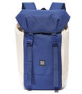 Hsin 83折 現貨 Herschel Iona 水藍 米白 白色 筆電層 大容量 束口 帆布 後掀 大容量 後背包