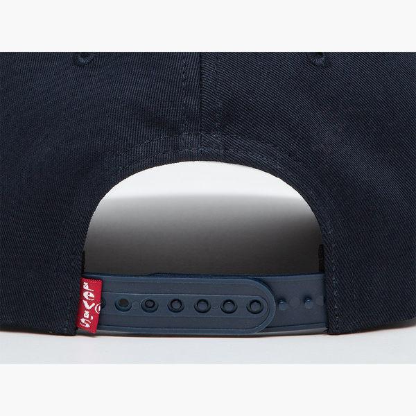 Levis 男女同款 可調式棒球帽 / 彩虹雙馬 Logo /FlEXFIT ONE TEN 專利科技