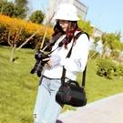 佳能相機包 單反單肩攝影EOS800D200D 60D70D80D600D男M50便攜RP LannaS
