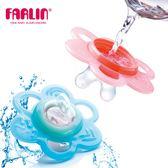 【FARLIN】小花一階換水咬牙固齒器(矽膠/6-16m)