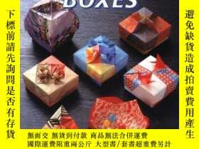 二手書博民逛書店Fabulous罕見Origami BoxesY256260 Tomoko Fuse Japan Public
