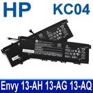 HP KC04 . 電池 HSTNN-DB8P HSTNN-IB8K TPN-W133 TPN-W136 KC04XL Envy X360 13-AR 13-AH 13-AG 13-AQ 13M-AG