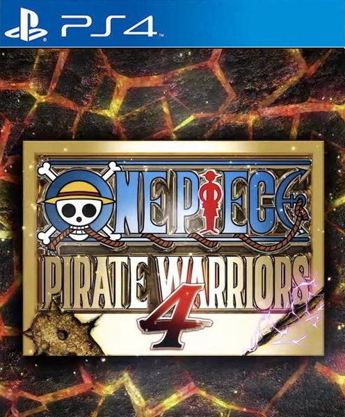 PS4 航海王 海賊無雙4 中文版 預購 2020年預計發售