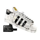 【南紡購物中心】【LEGO 樂高積木】Creator 創意百變專家-愛迪達運動鞋 LT-10282