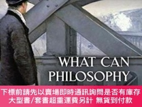 二手書博民逛書店What罕見Can Philosophy Contribute To Ethics?Y464532 James