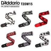 小叮噹的店 - D'Addario 吉他背帶 T20W15 Planet Waves