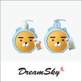 韓國  THE FACE SHOP X HOODIE RYAN 身體乳液 沐浴乳 500ml 萊恩 造型 身體乳 Dreamsky