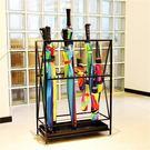 雨傘架辦公雨傘架公司收納架簡約折疊放傘架子落地式酒店大堂框架雨傘桶MKS 維科特3C