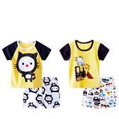 0男童1女寶寶3嬰兒童裝幼兒夏裝衣服