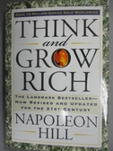 【書寶二手書T1/原文小說_NJC】Think and Grow Rich_Hill, Napoleon/ Pell, Arthur R.