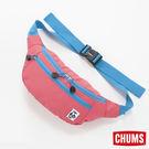 CHUMS 日本 Eco 休閒腰包 桃紅 CH602193R066