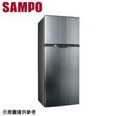 【SAMPO 聲寶】580公升定頻雙門冰箱SR-A58G(K3)