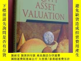 二手書博民逛書店EQUITY罕見ASSSET VALUATION 布面精裝大16