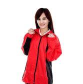 [東門城] M2R M7 二件式雨衣 風衣 4色 黑紅 輕量 PU尼龍布料 安全反光