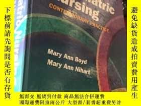 二手書博民逛書店Psychiatric罕見Nursing CONTEMPORAY PRACTICEY5834 Mary Ann