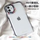CARECASE攝像頭小怪獸適用蘋果12華為p40手機殼iphone11 xsmax xr【3C環球數位館】