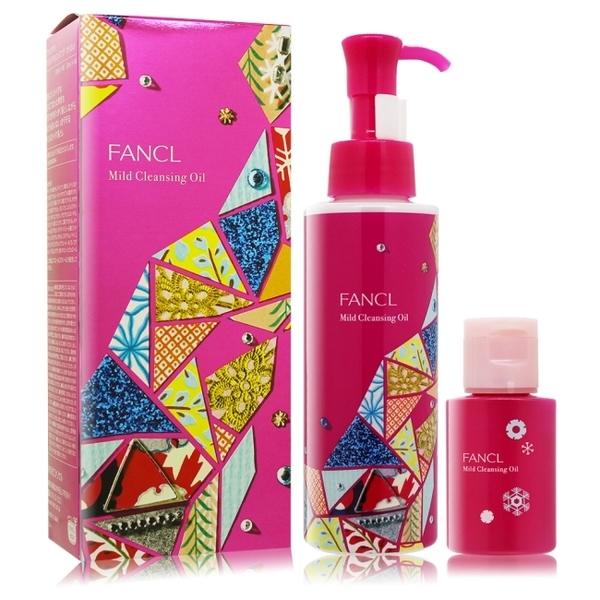 FANCL 芳珂 淨化卸妝油(冬季40周年限定版)(120ml+20ml)